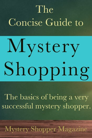 mystery shopping form